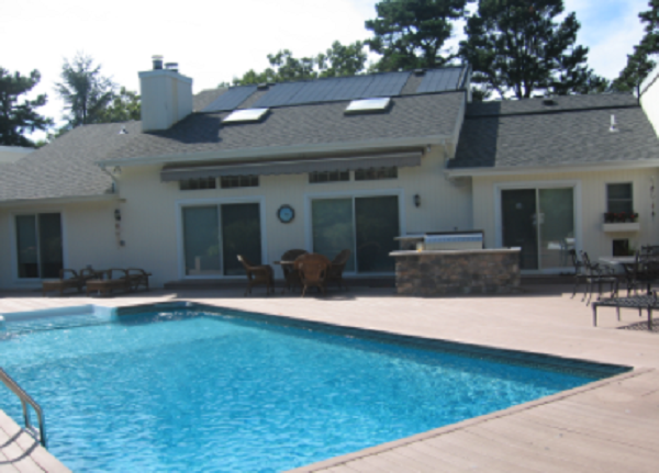 See how solar pool heating can benefit you